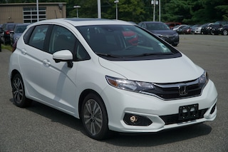 New 2019 Honda Fit EX Hatchback near Boston, MA