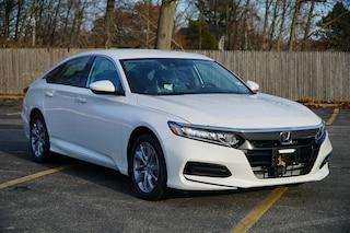 New 2019 Honda Accord LX Sedan near Boston, MA