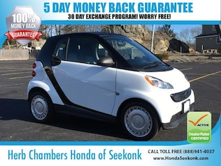 Used 2015 smart fortwo Pure Coupe O67944 Seekonk, MA