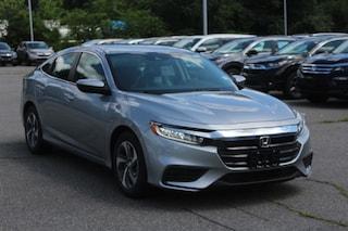 New Honda vehicles 2019 Honda Insight LX Sedan for sale near you in Boston, MA