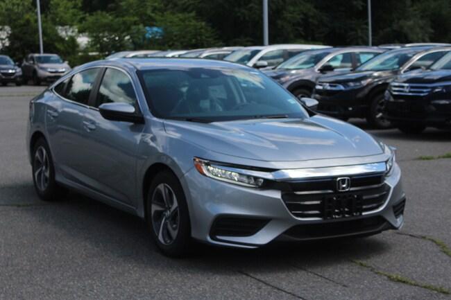 New 2019 Honda Insight LX Sedan in Seekonk, MA