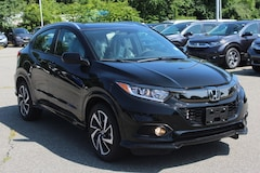 New 2019 Honda HR-V Sport AWD SUV Seekonk, MA
