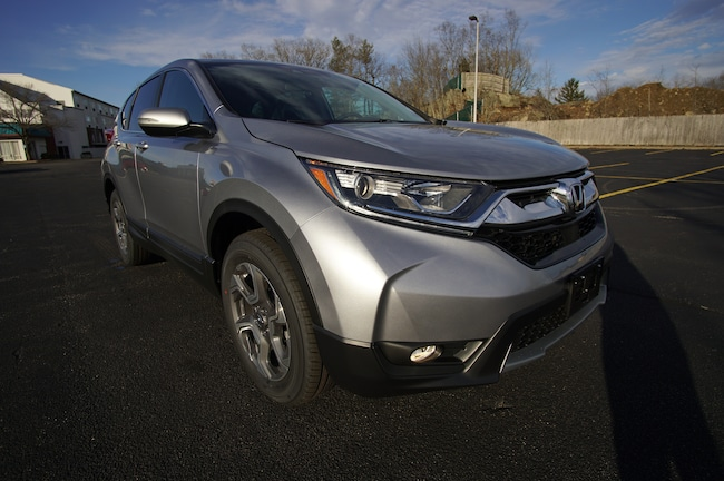 New 2019 Honda CR-V EX AWD SUV in Seekonk, MA