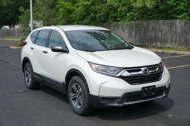 New 2019 Honda CR-V LX AWD SUV in Seekonk, MA