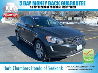 Pre-Owned 2016 Volvo XC60 T6 Drive-E SUV O68304 in Norwood, MA