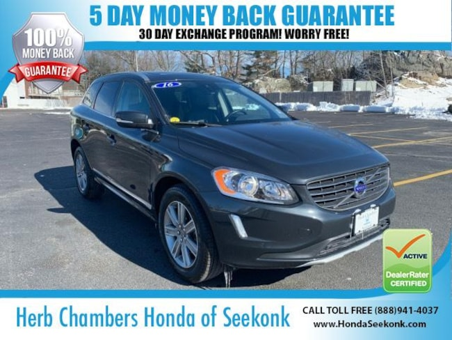Used 2016 Volvo XC60 T6 Drive-E SUV  in Norwood, MA