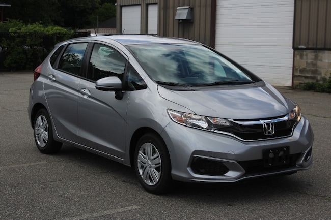 New 2019 Honda Fit LX Hatchback in Seekonk, MA