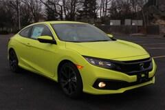 New 2019 Honda Civic Sport Coupe Westborough