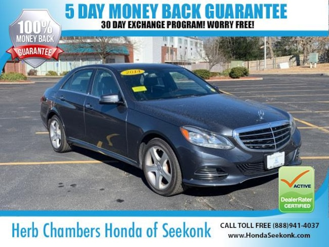 Used 2014 Mercedes-Benz E-Class E 350 Luxury Sedan for sale near Boston MA