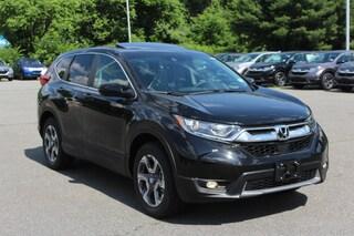 New 2019 Honda CR-V EX AWD SUV for sale near you in Seekonk, MA
