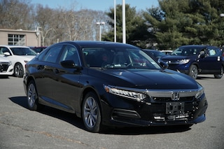 New 2019 Honda Accord LX Sedan Seekonk, MA