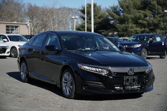 New 2019 Honda Accord LX Sedan in Seekonk, MA