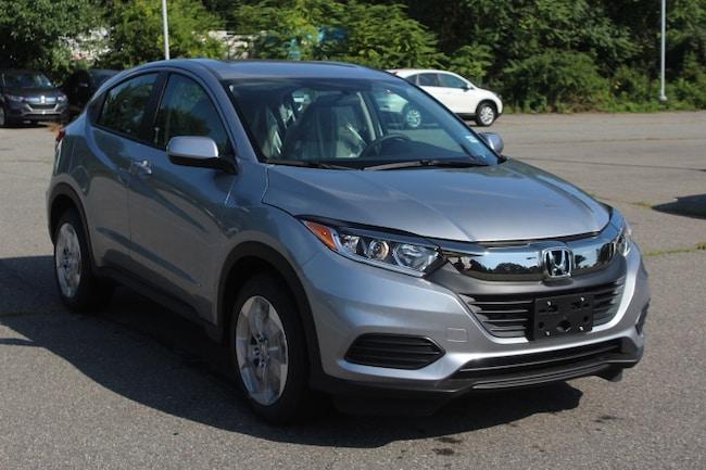 New 2019 Honda HR-V LX AWD SUV in Seekonk, MA