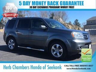 Used 2013 Honda Pilot EX-L SUV O68449 for sale near you in Seekonk, MA