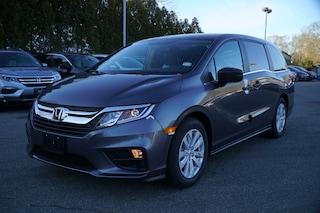 New Honda vehicles 2019 Honda Odyssey LX Van for sale near you in Boston, MA