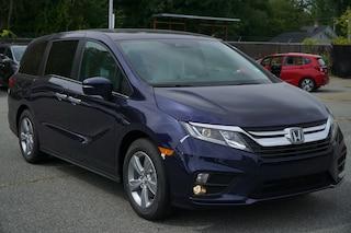 New 2019 Honda Odyssey EX-L Van for sale near you in Seekonk, MA