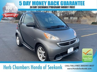Pre-Owned 2015 smart fortwo Passion Convertible O67943 near Boston