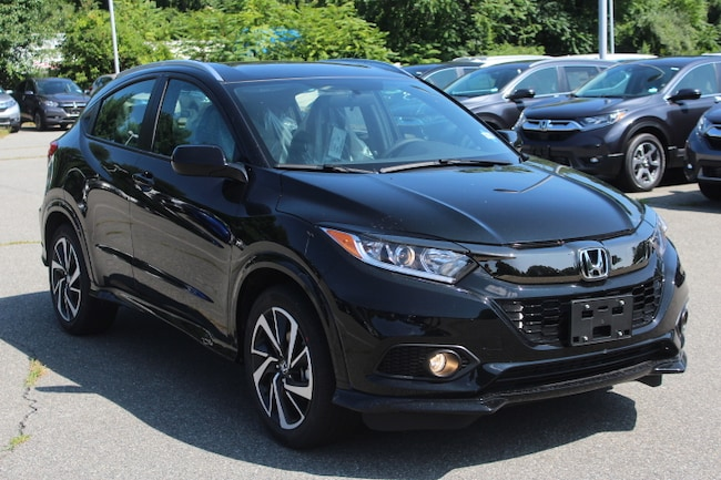 New 2019 Honda HR-V Sport AWD SUV in Seekonk, MA