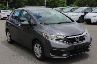 New 2019 Honda Fit LX Hatchback Seekonk, MA