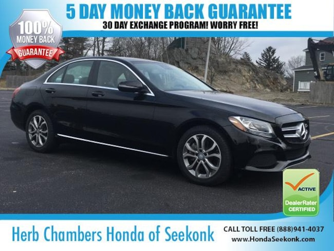 Used 2016 Mercedes-Benz C-Class C 300 Sport Sedan for sale near Boston MA