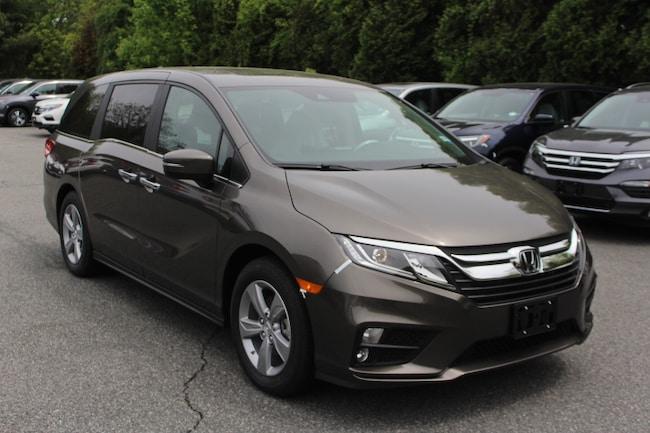 New 2019 Honda Odyssey EX-L Van in Seekonk, MA