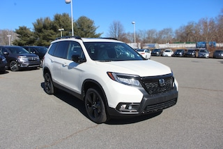New 2019 Honda Passport Elite AWD SUV Seekonk, MA
