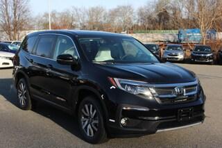 New 2019 Honda Pilot EX-L AWD SUV Seekonk, MA