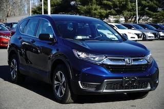 New 2019 Honda CR-V LX AWD SUV for sale near you in Seekonk, MA