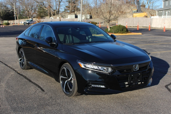 New 2019 Honda Accord Sport Sedan in Seekonk, MA