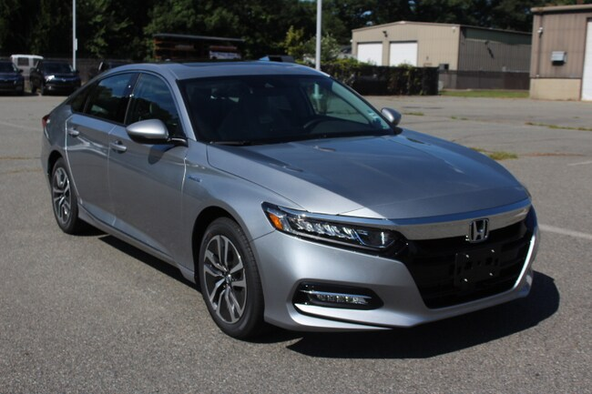 New 2019 Honda Accord Hybrid EX-L Sedan in Seekonk, MA