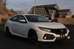 New 2019 Honda Civic Sport Hatchback Seekonk, MA