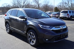 New 2019 Honda CR-V EX AWD SUV Seekonk, MA