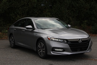 New 2019 Honda Accord Hybrid EX-L Sedan for sale near you in Seekonk, MA