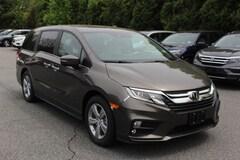 New 2019 Honda Odyssey EX-L Van Seekonk, MA