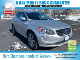 Pre-Owned 2016 Volvo XC60 T6 Drive-E SUV O68303 in Norwood, MA