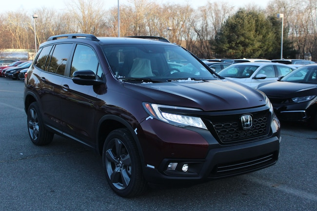 New 2019 Honda Passport Touring SUV in Seekonk, MA