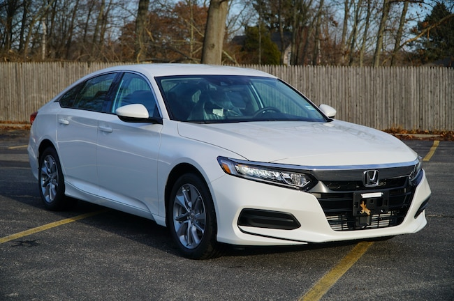 New 2019 Honda Accord LX Sedan in Seekonk, MA