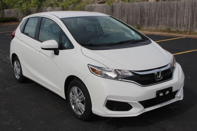 New 2019 Honda Fit LX Hatchback in Westborough, MA