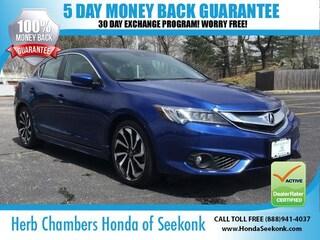 New 2016 Acura ILX w/Technology Plus/A-Spec Pkg Sedan for sale near you in Boston