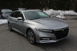 New Honda vehicles 2019 Honda Accord Hybrid Touring Sedan for sale near you in Boston, MA