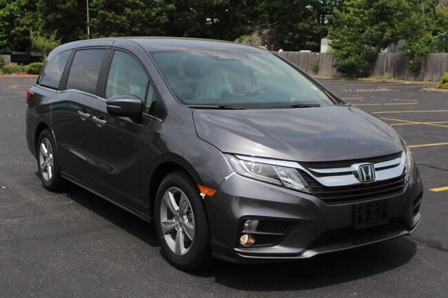 New 2019 Honda Odyssey EX Van in Seekonk, MA