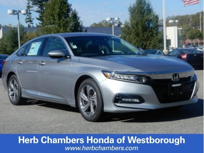 New 2019 Honda Accord EX Sedan in Westborough, MA