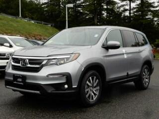 New 2019 Honda Pilot EX-L AWD SUV in Westborough, MA