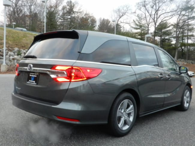New 2019 honda odyssey ex l w navigation res for sale in for Honda worcester ma