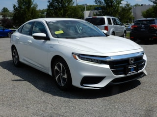 New 2019 Honda Insight LX Sedan in Westborough, MA