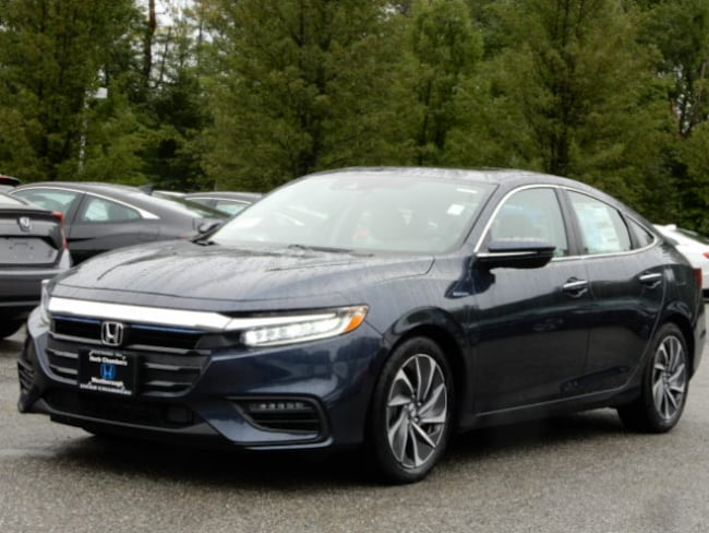 New 2019 Honda Insight Touring Sedan in Westborough, MA