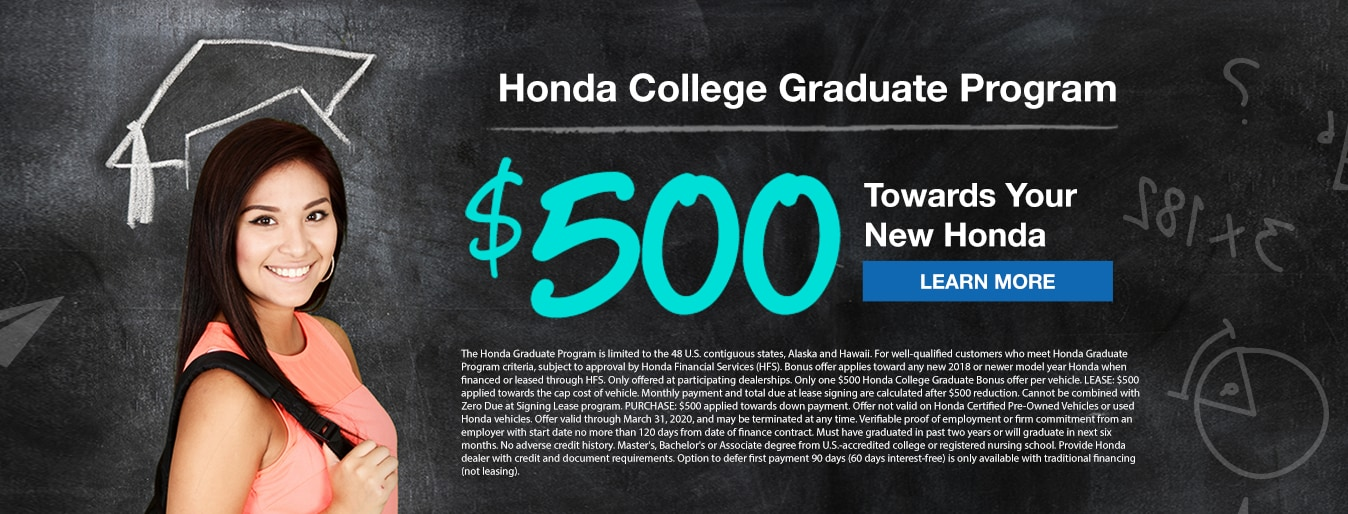 Herb Chambers Honda Westborough >> New Honda Specials | Honda Dealership near Worcester, MA