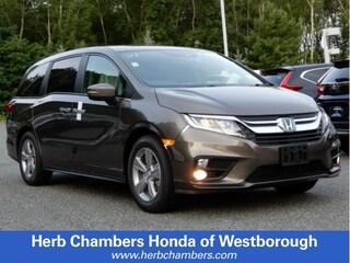 New 2019 Honda Odyssey EX-L Van for sale near you in Westborough, MA