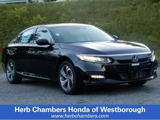 New 2019 Honda Accord EX Sedan in Westborough, MA