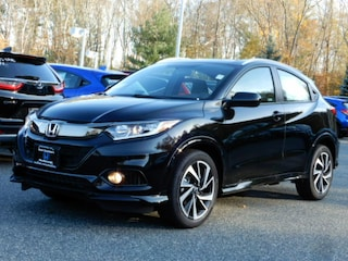 New 2019 Honda HR-V Sport AWD SUV for sale near you in Westborough, MA
